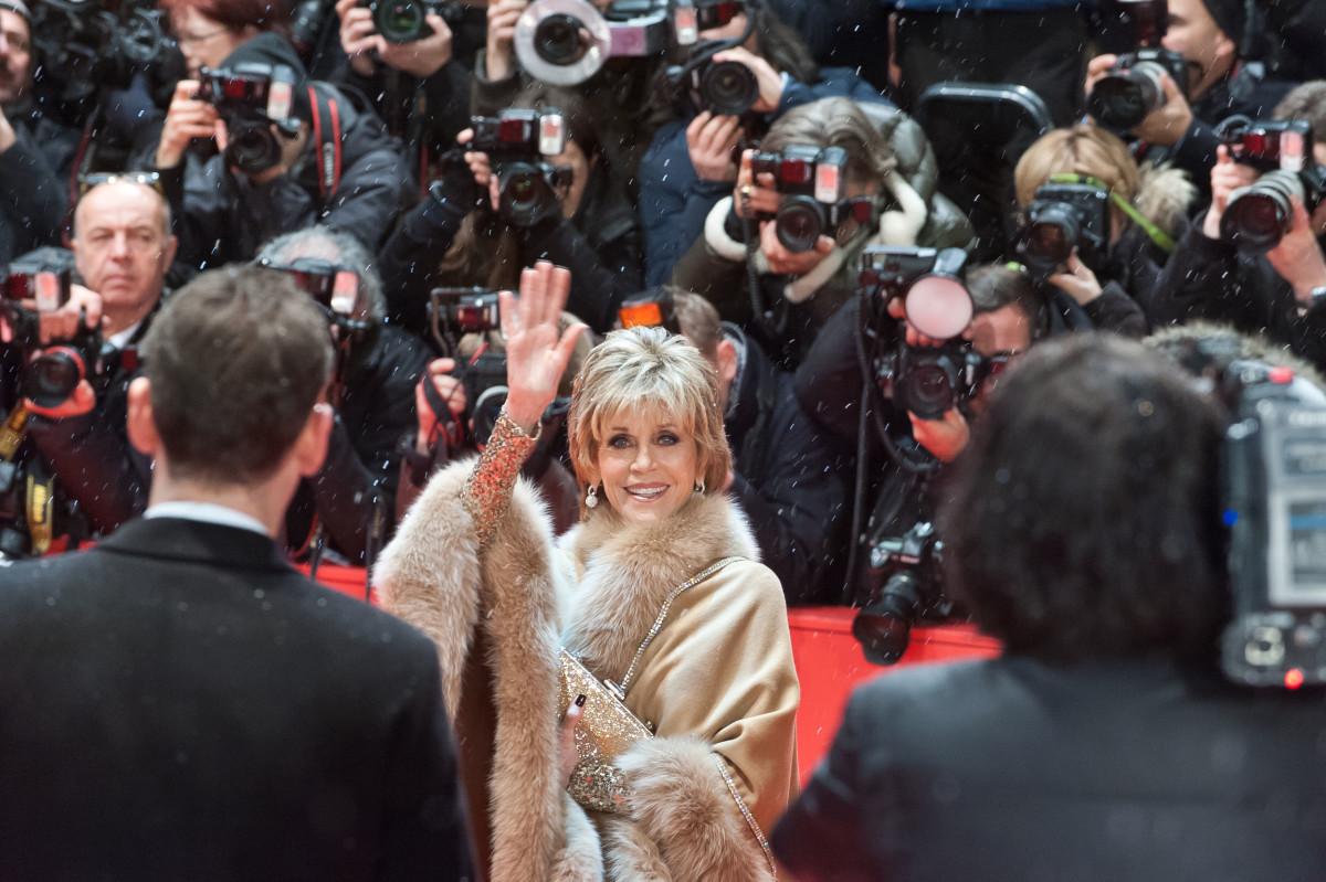 Jane Fonda Berlin Film Festival
