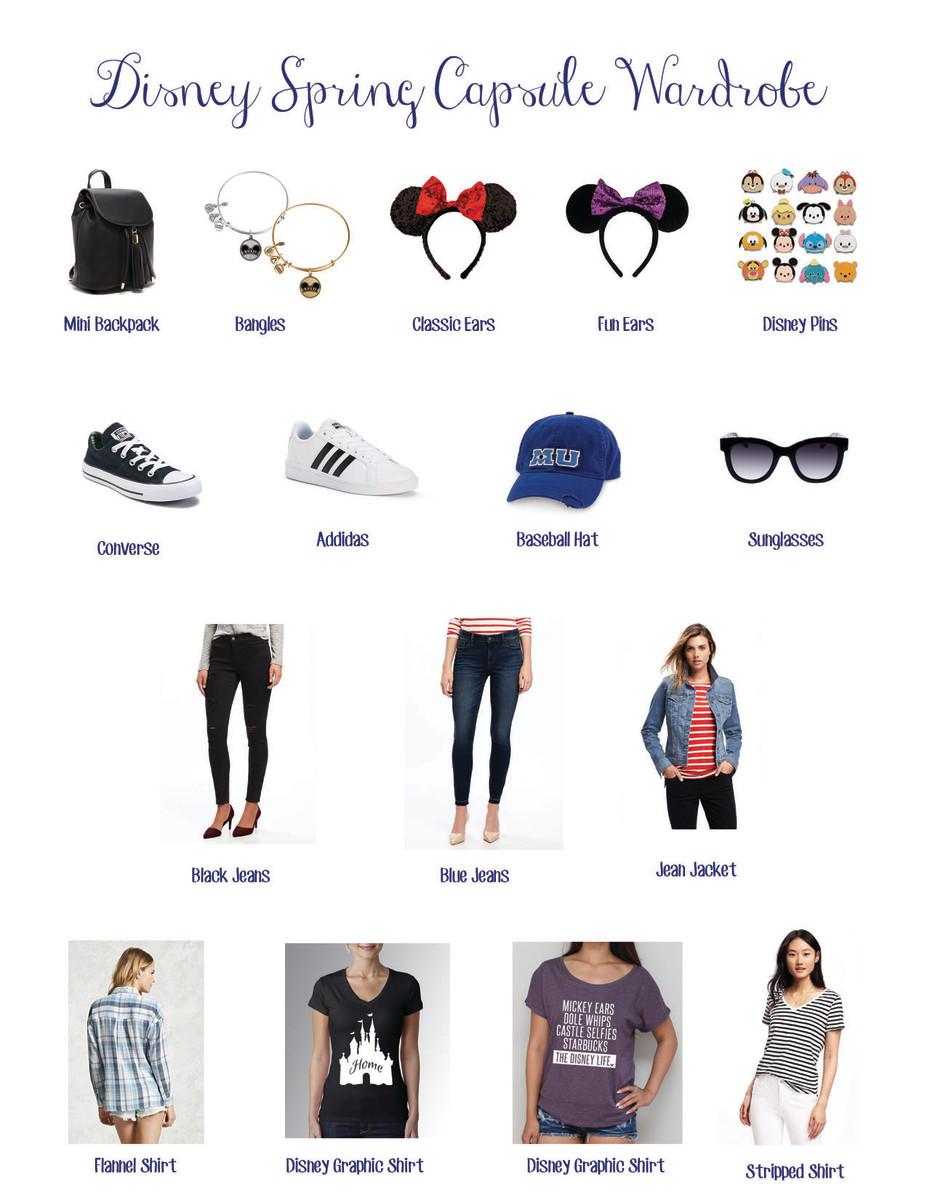 disney-spring-capsule-wardrobe