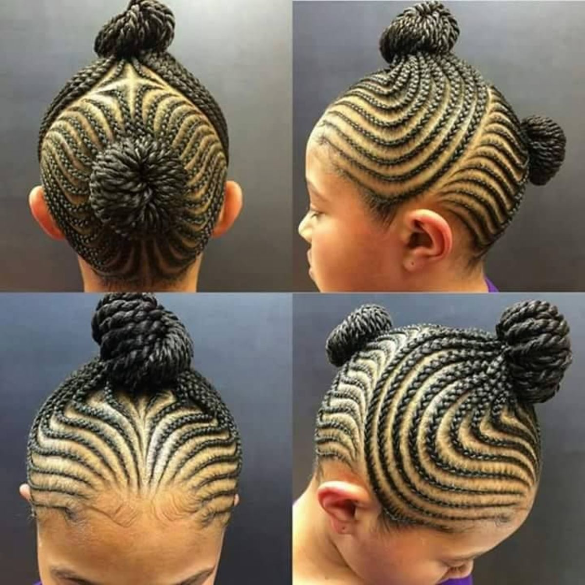 Modern Hairstyle