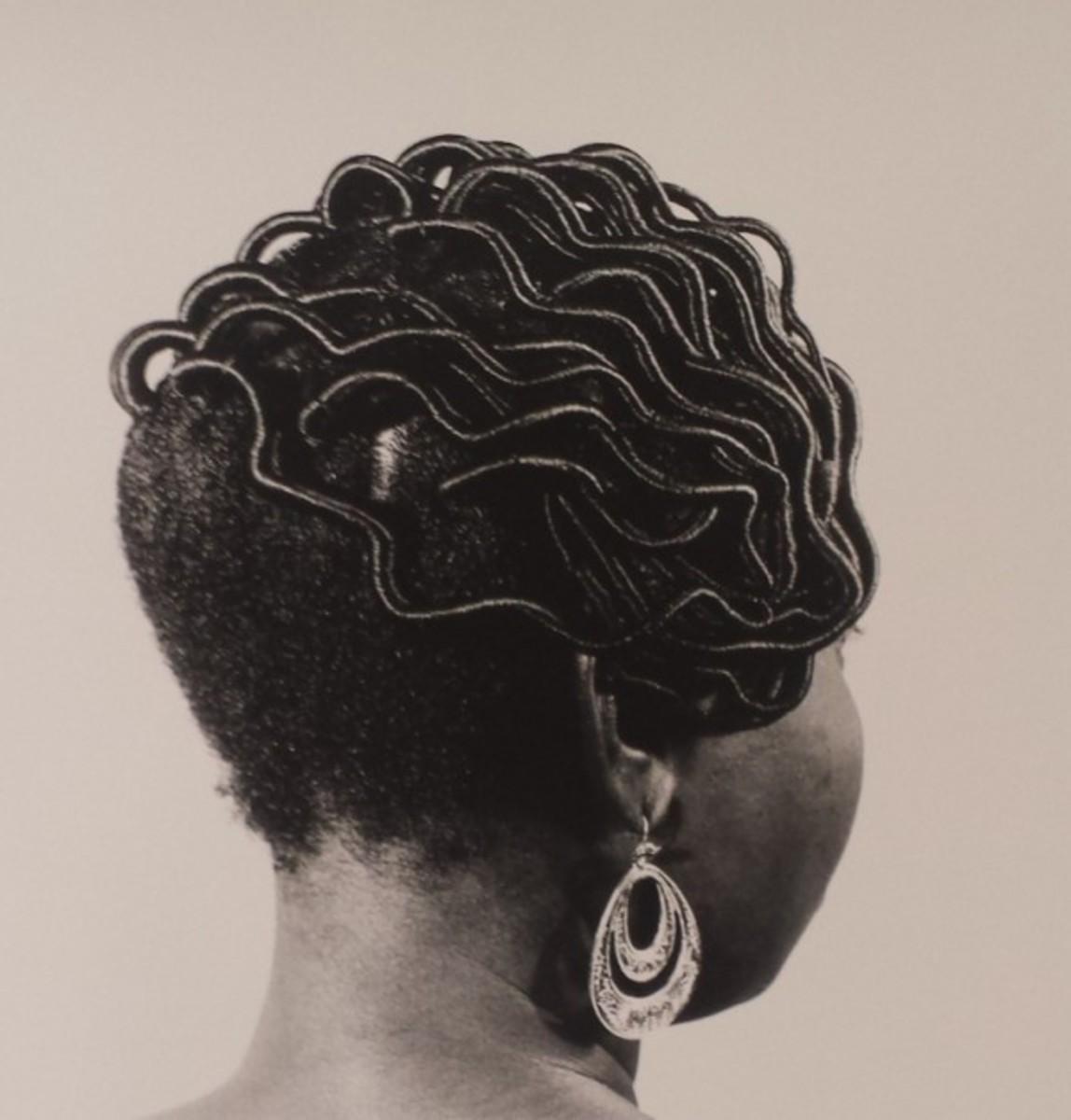 Yoruba hairstyle
