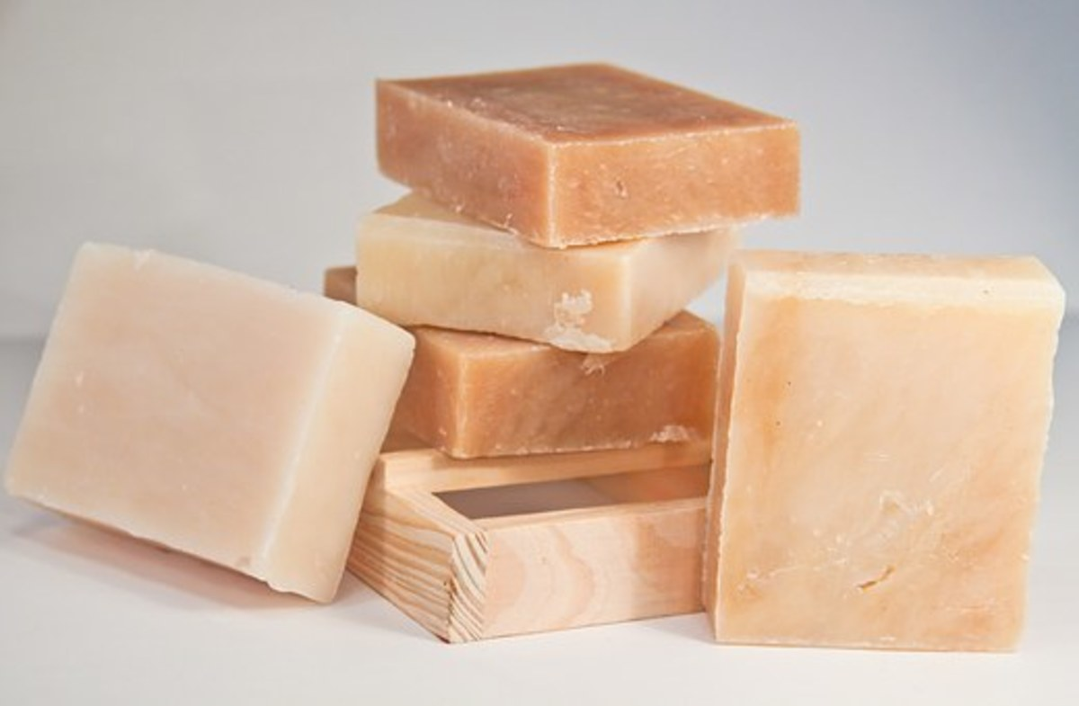 Shea butter is one of the most effective body moisturizers around.