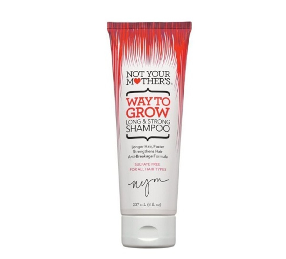 Not Your Mother's Way to Grow Long & Strong Hair Shampoo