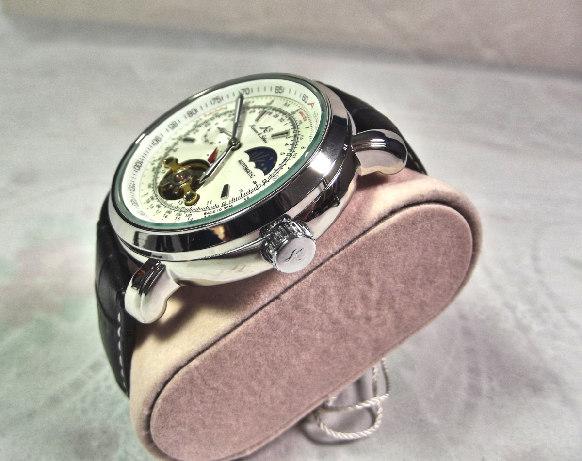 Kronen & Söhne KS069 Automatic Watch