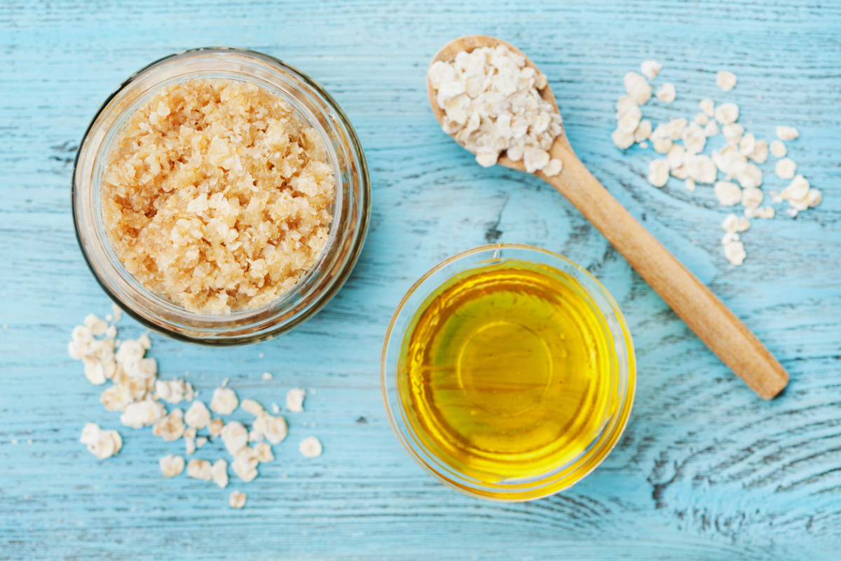 A skin-care routine so natural, you can eat it!