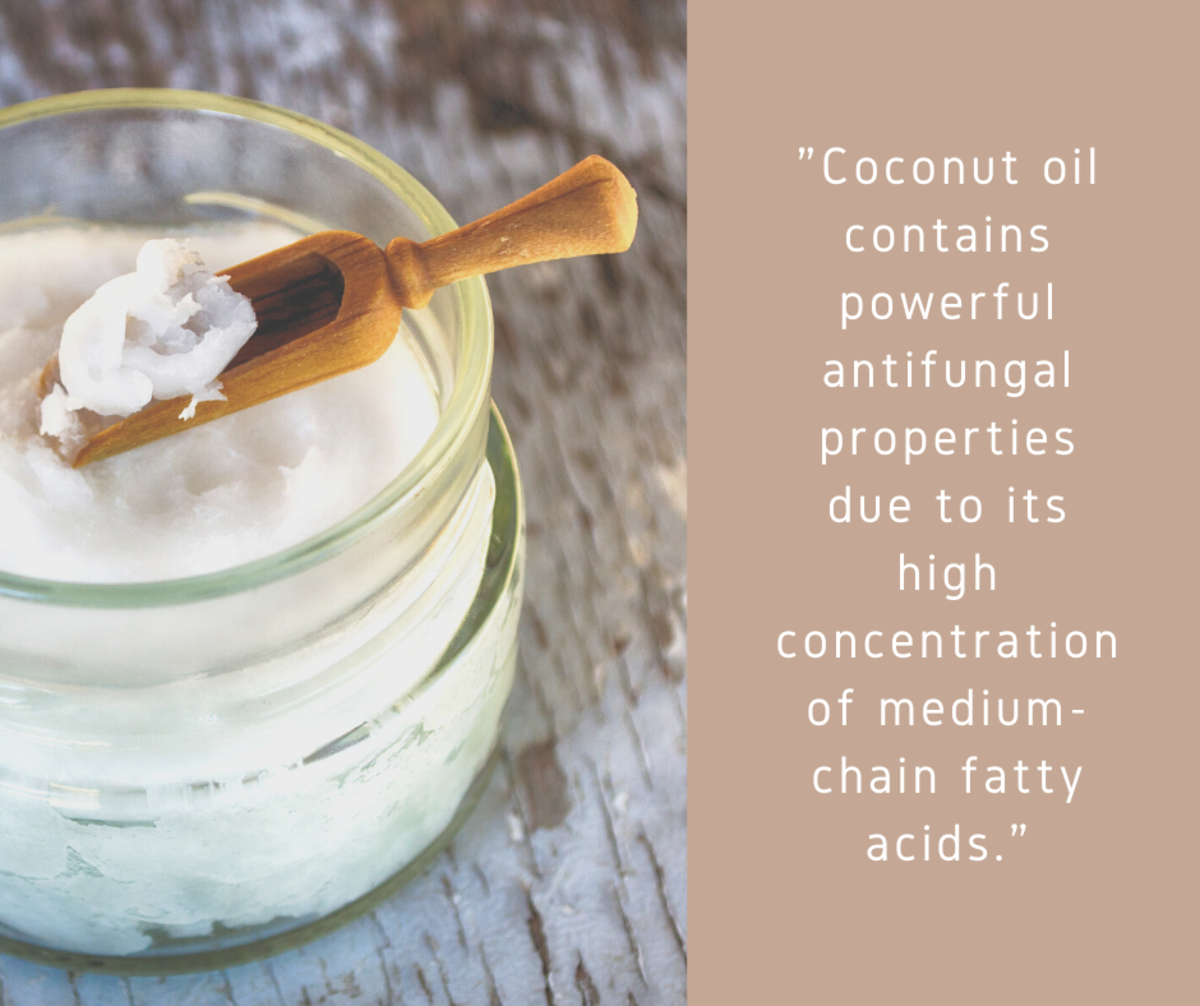 Coconut oil can be used in a variety of DIY beauty projects.