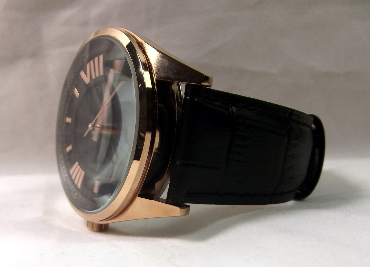 Maurice Eberle Gambrel 20000D Quartz Watch