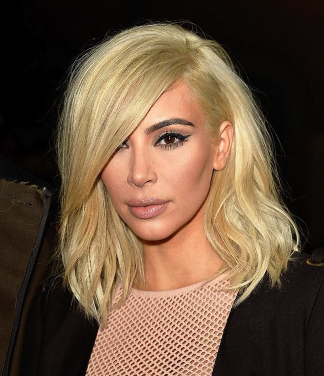 When your hair is this light of a yellow, you're ready to tone!