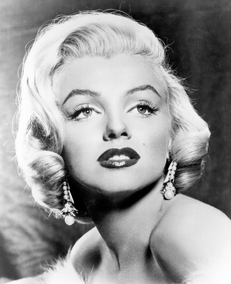 Marilyn Monroe, arguably the most famous blonde ever, was born a brunette.
