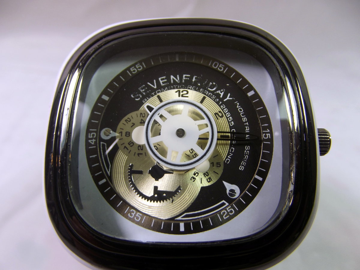 SevenFriday Replica ZL220