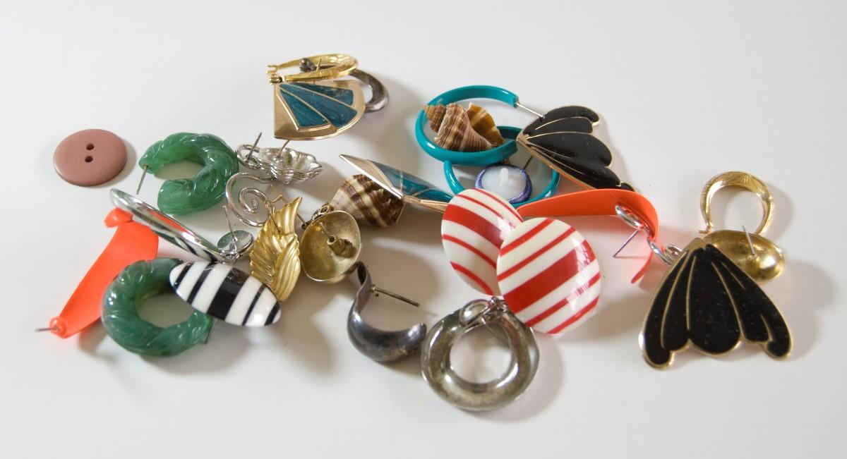 Fashion and costume jewelry