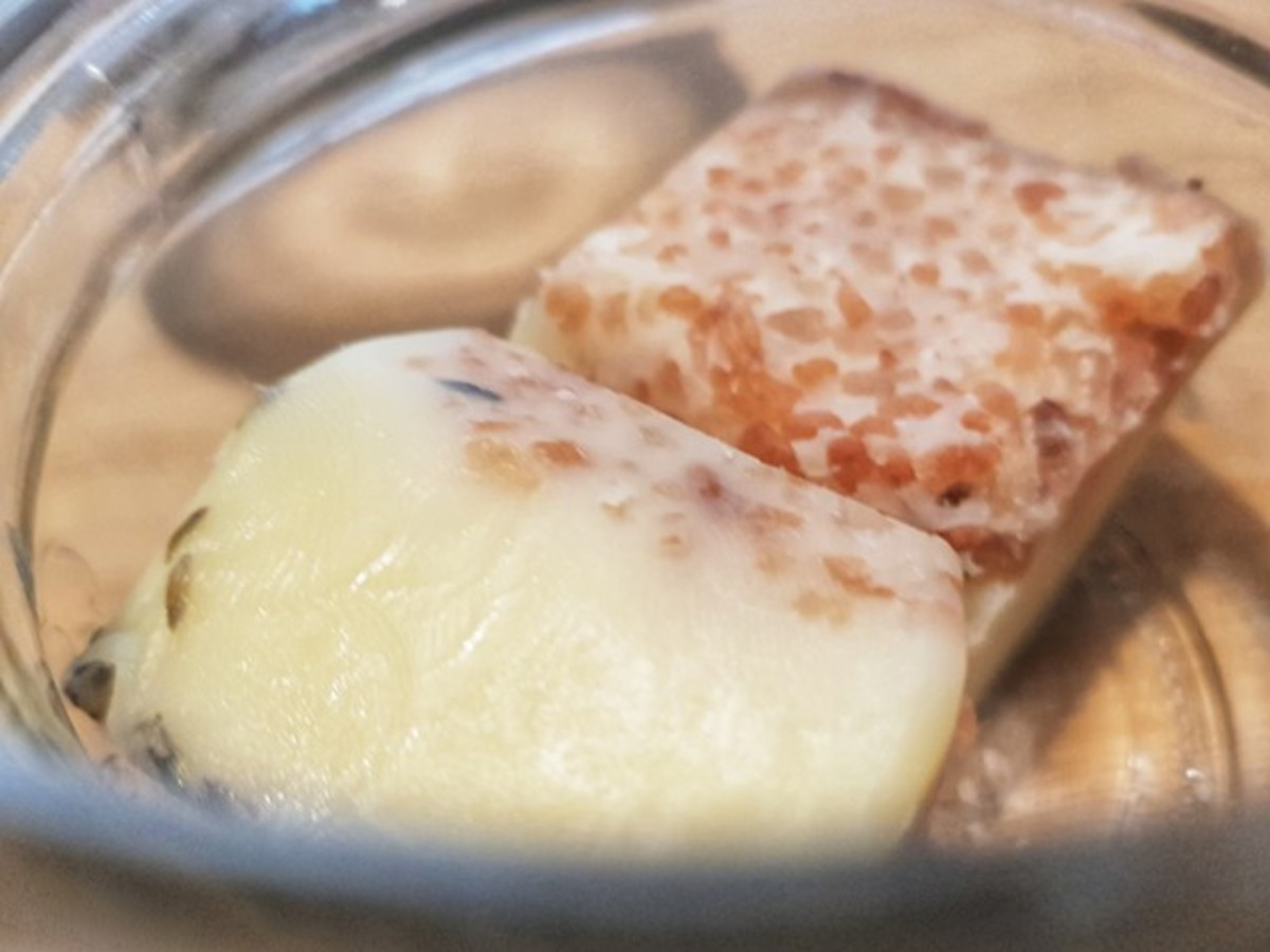 Himalayan Salt & Lavender Bath Bar