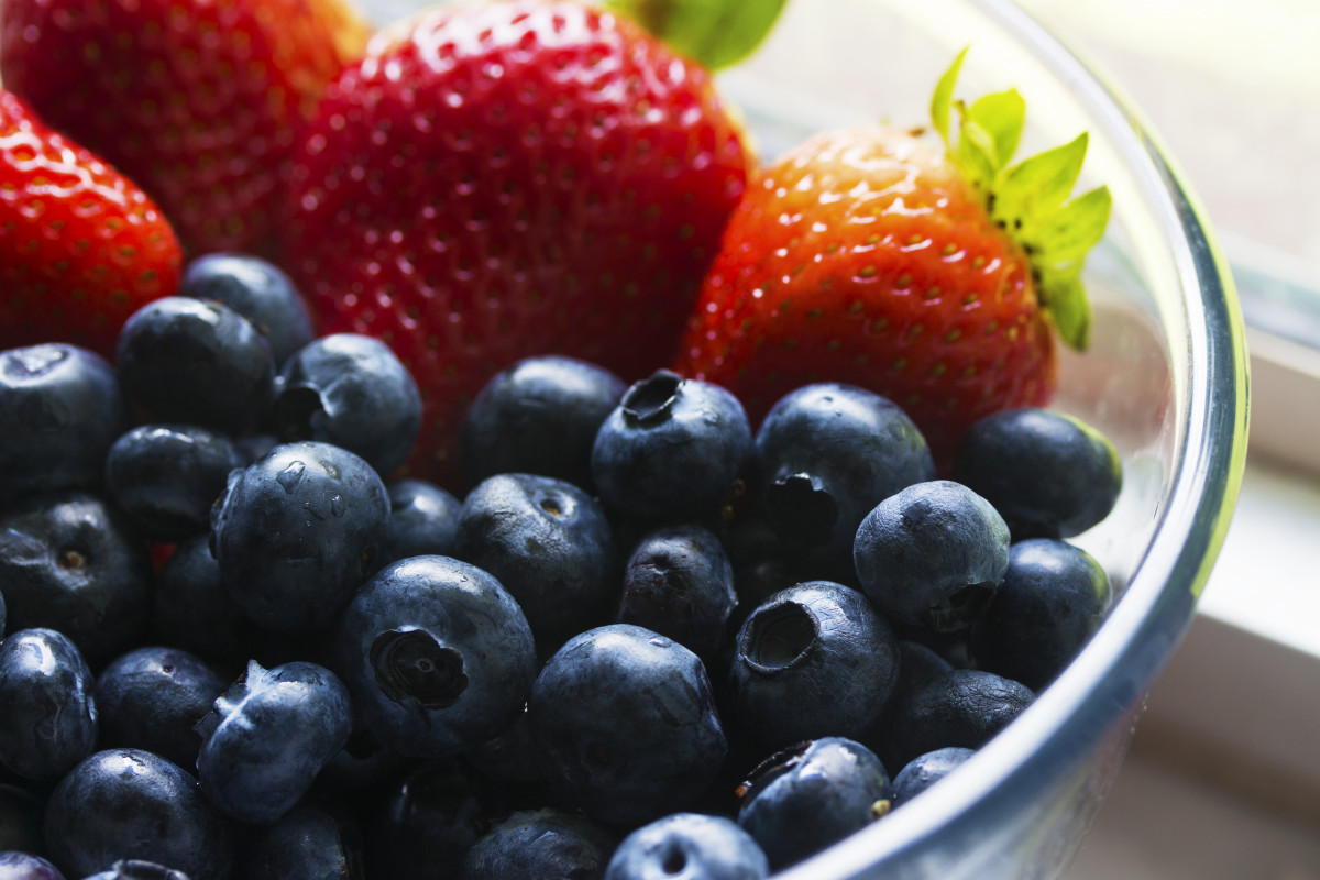 A balanced diet rich in fruits and vegetables can help thinning hair.