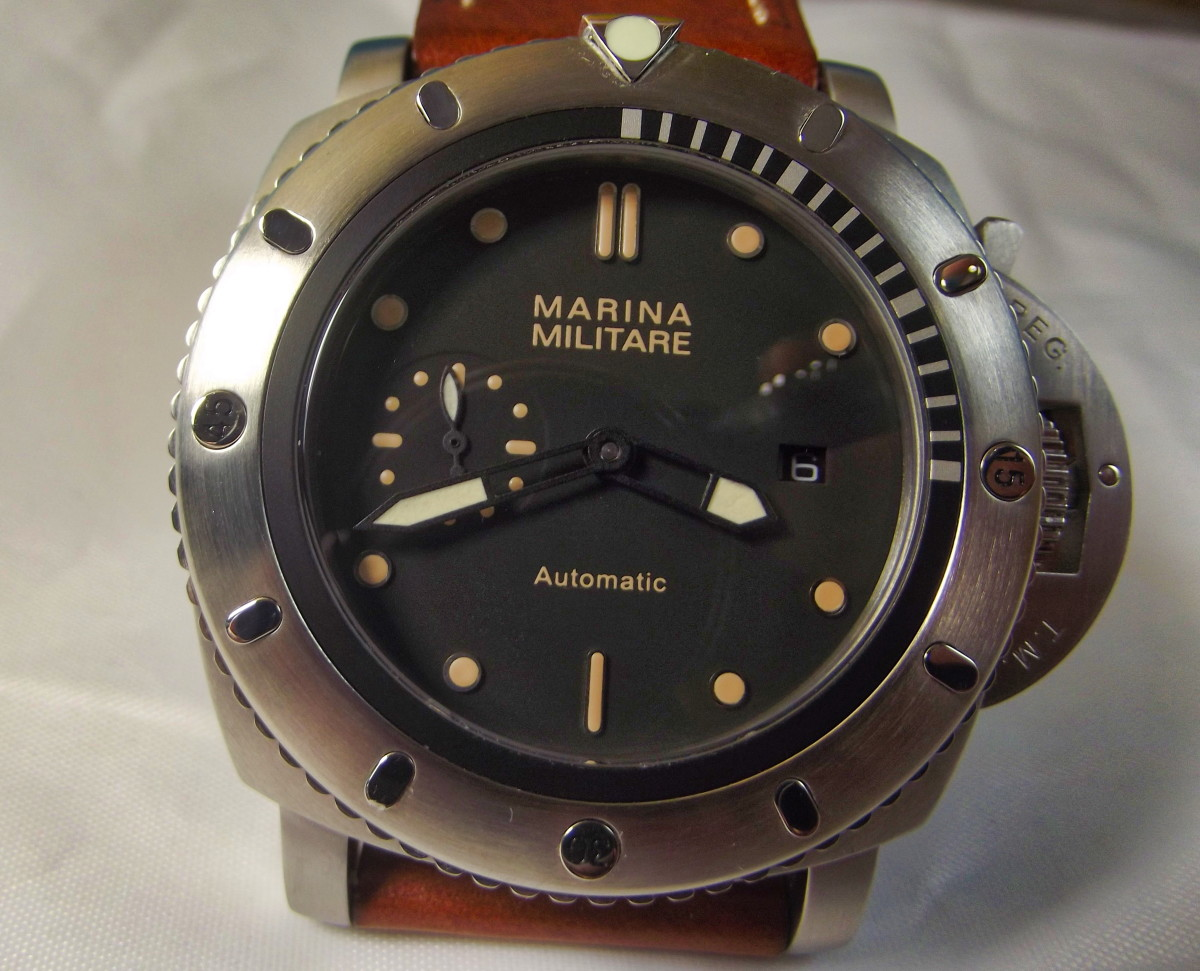 Parnis Marina Militare Automatic
