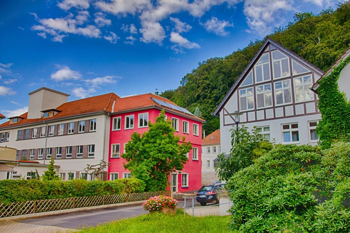 TUW Ruhla workshop, located in Ruhla, Thuringia