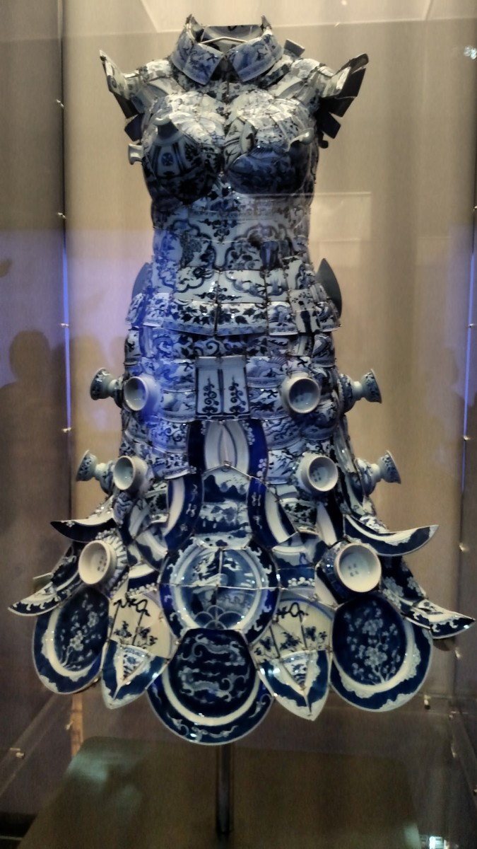 """From the Metropolitan Museum of Art's """"China Through the Looking Glass"""" 2015"""