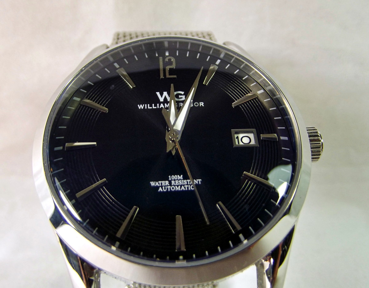 William Gregor BWG30090-203 Automatic Watch