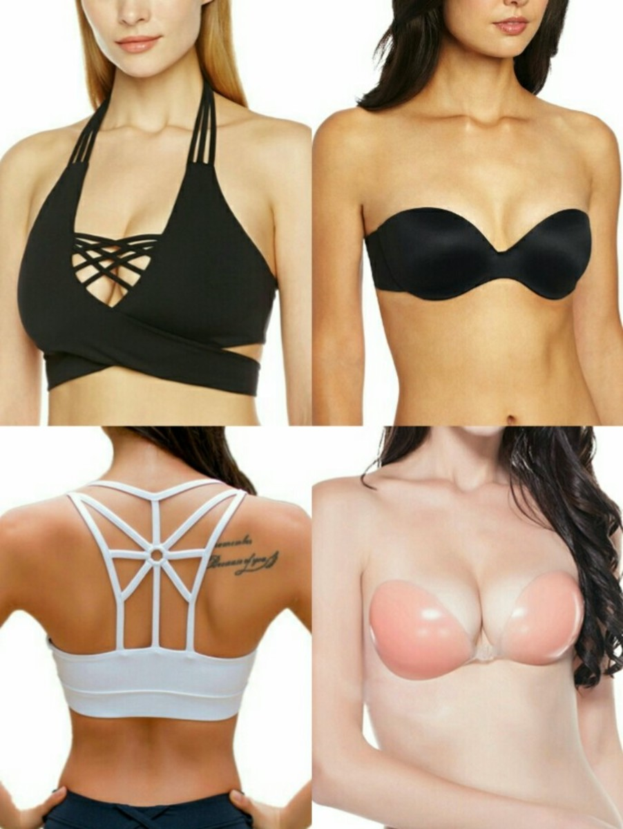 8 Types of Bras to Wear With Halter Outfits
