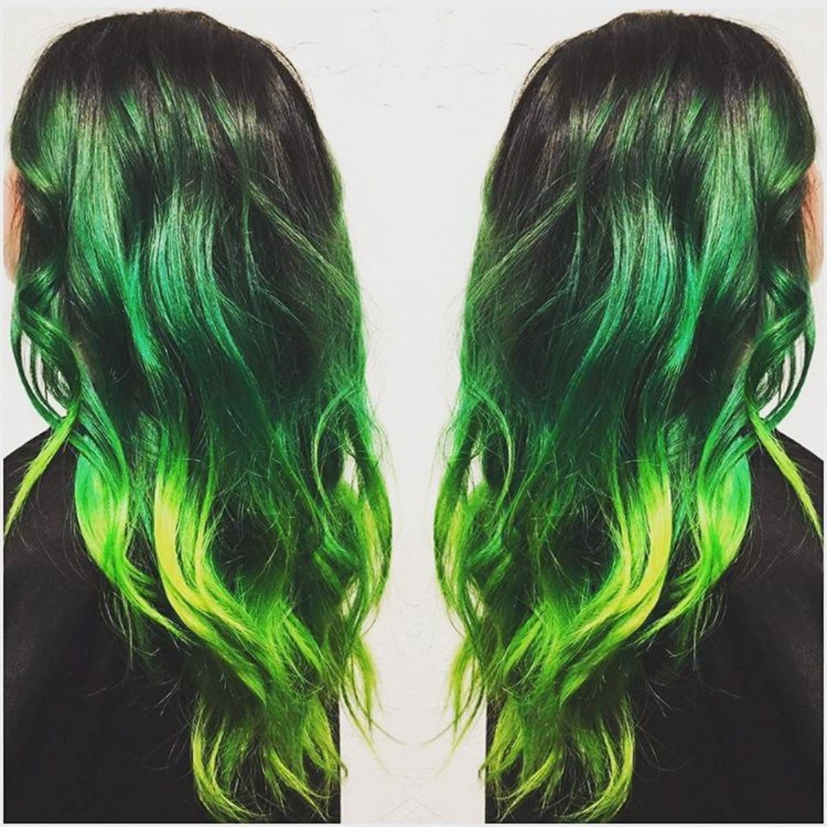 Hair Diy 5 Ideas For Green Hair And How To Do Them At Home Bellatory