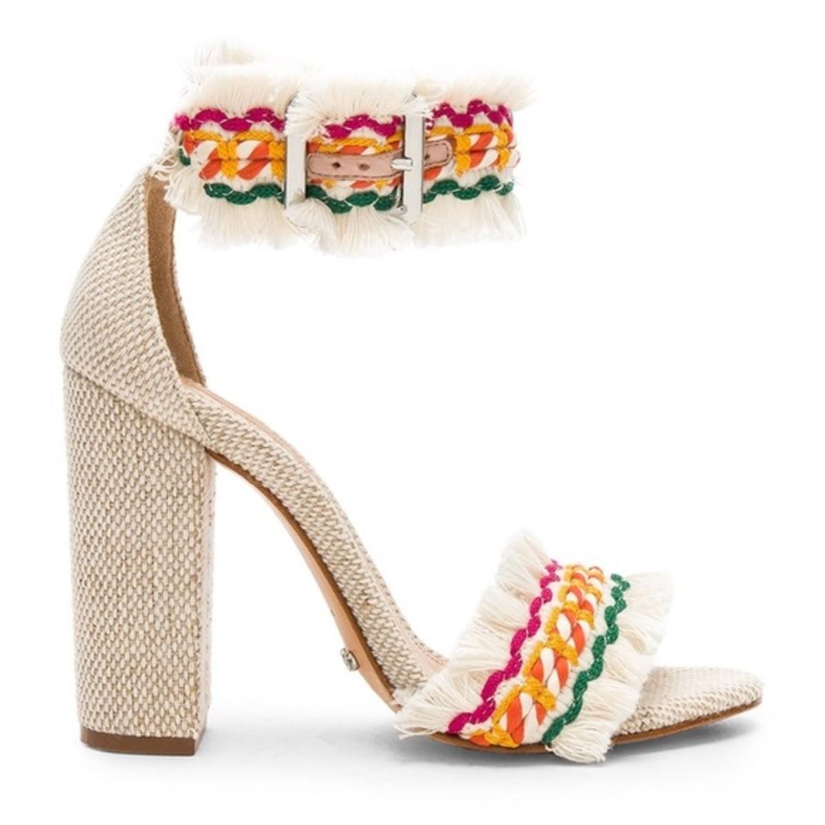 Bright Summer Heels