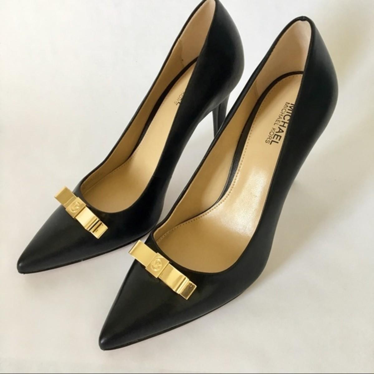 Bow Detail Heels