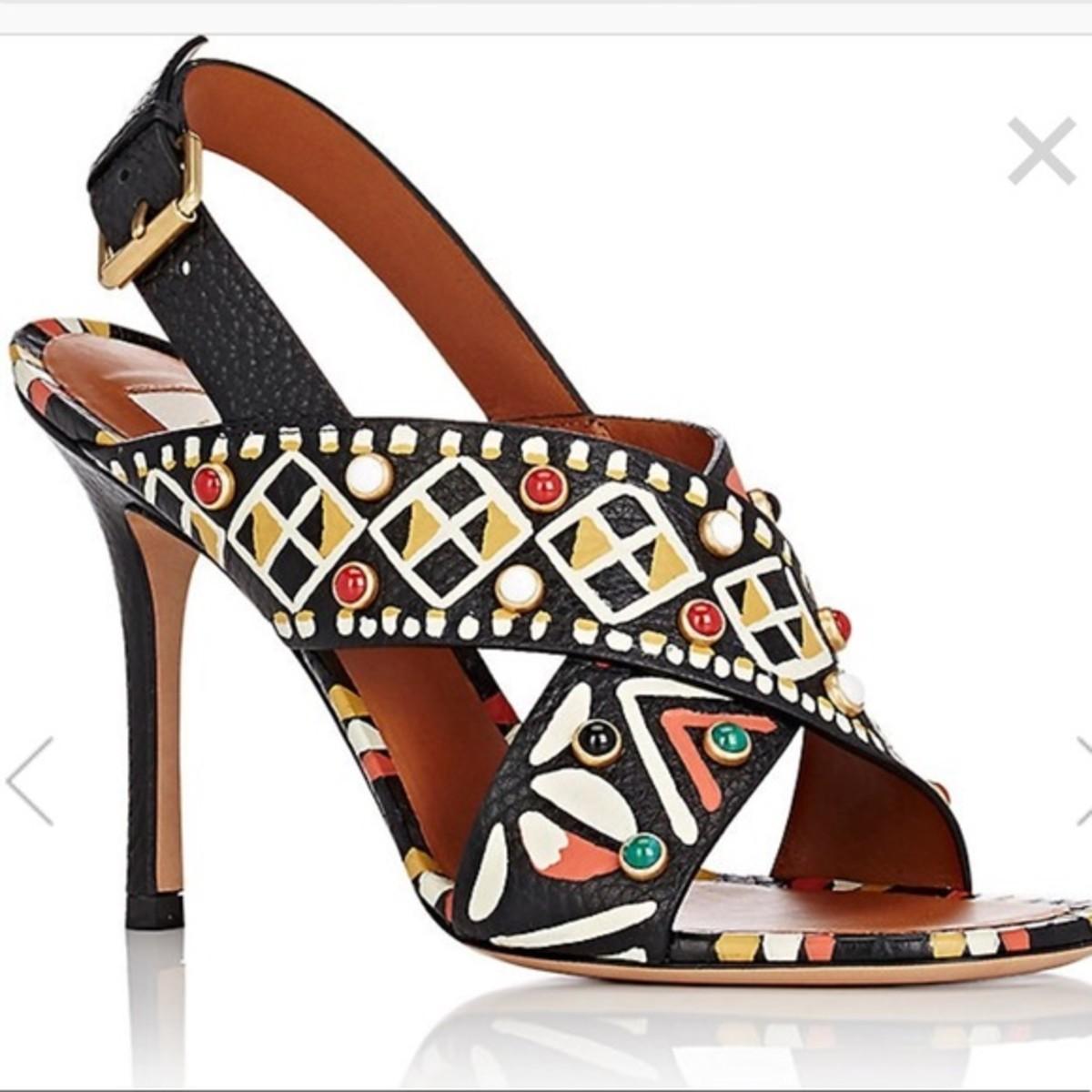 Hand-Painted Heels