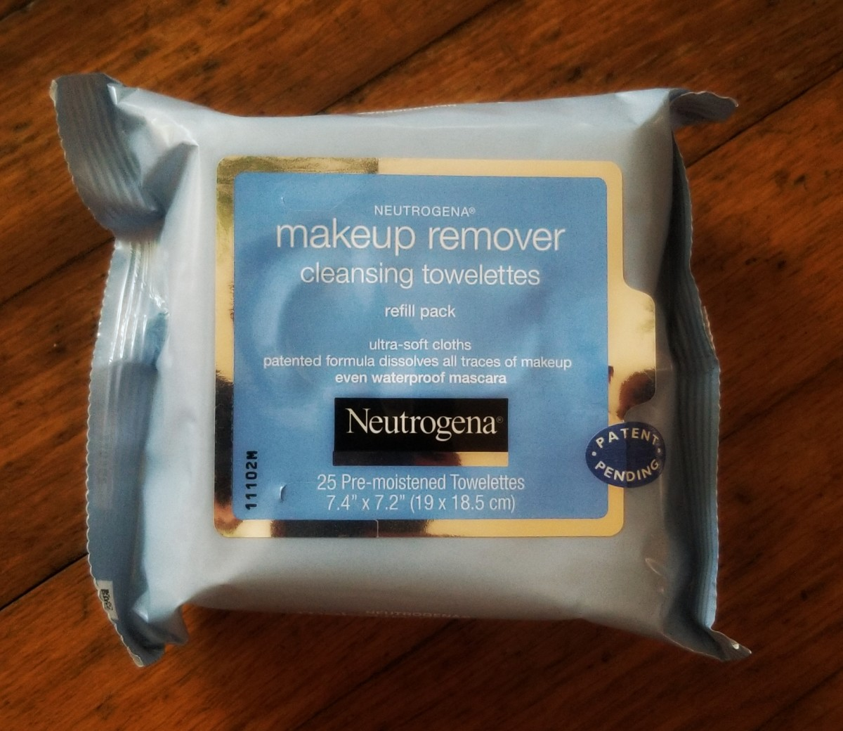 The Neutrogena towelettes are my favorite!