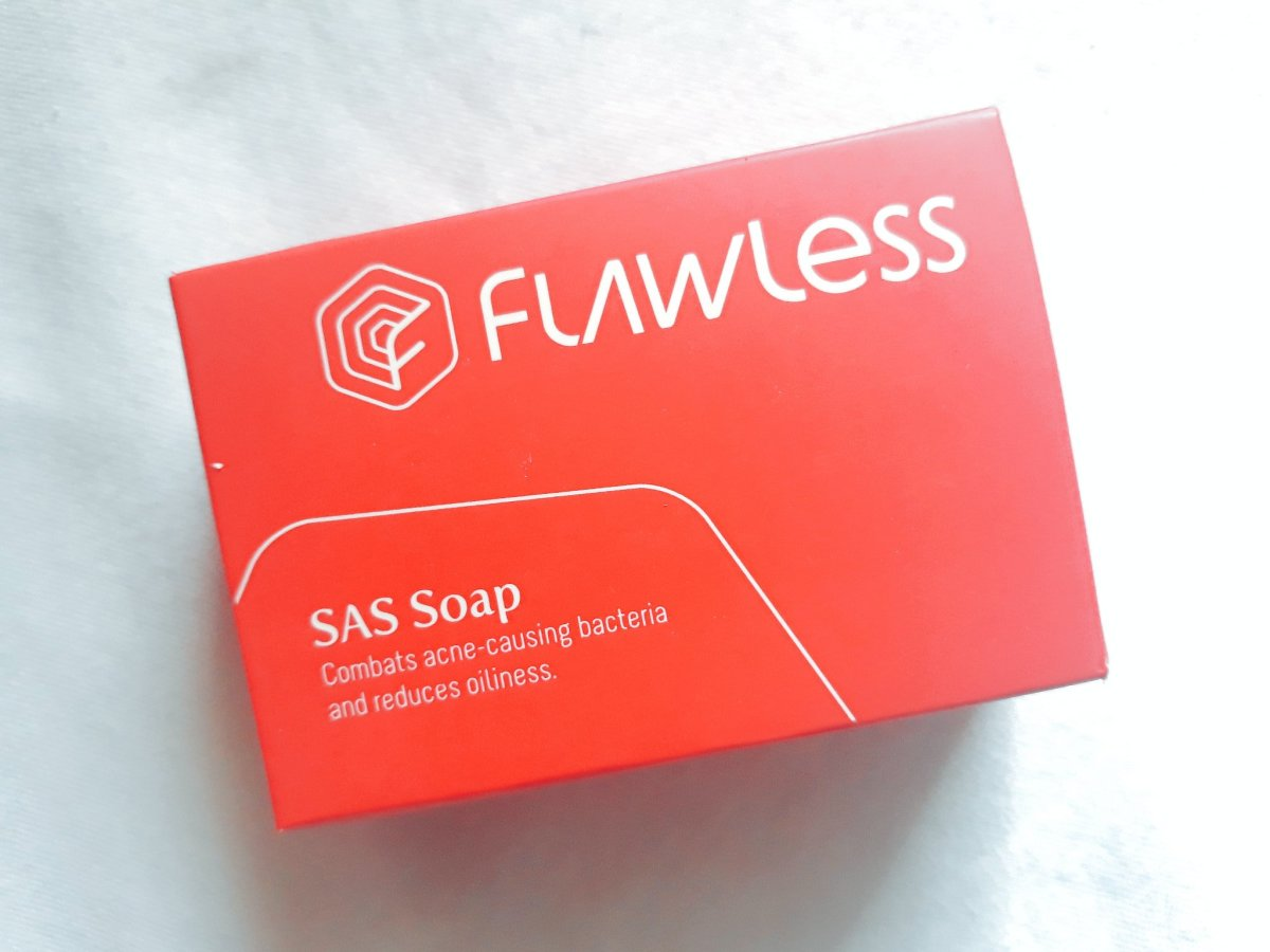 Flawless Acne Control Kit: SAS Soap