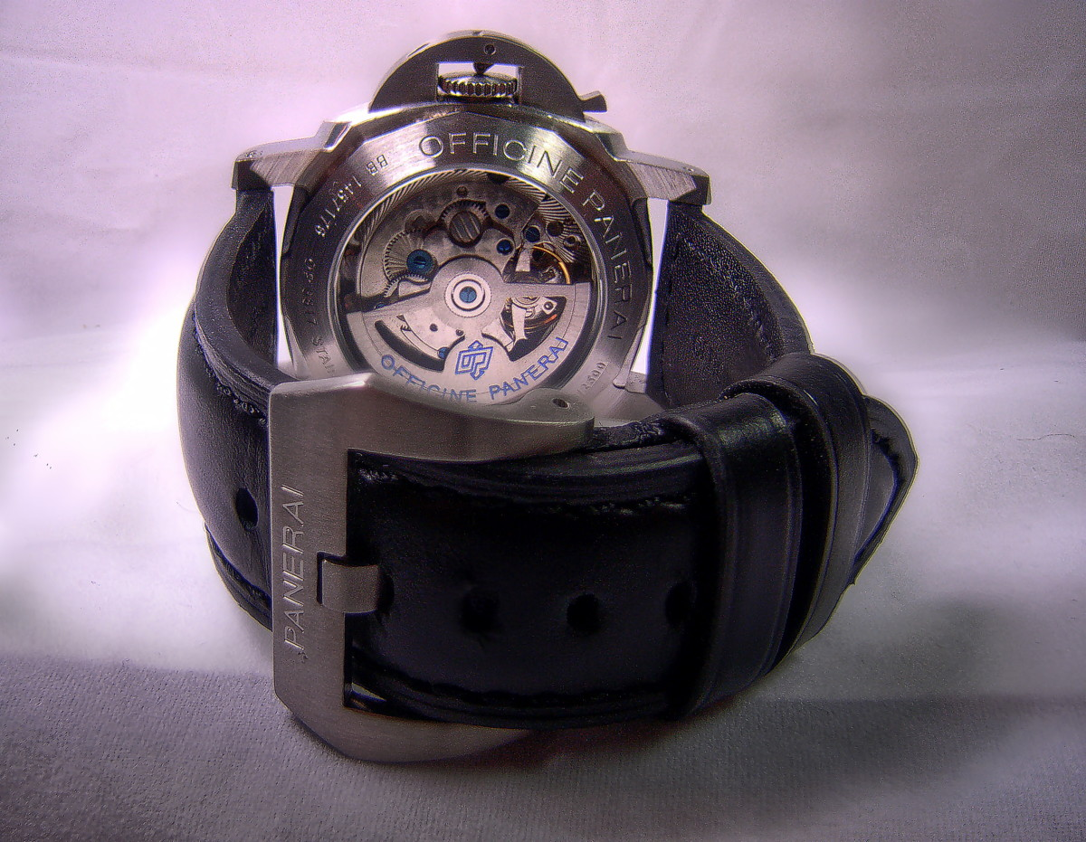 Replica Panerai Pam 563 Luminor Marina