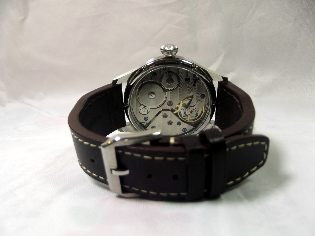 Unbranded Parnis Mechanical Watch