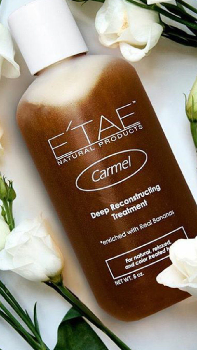 E'Tae Caramel Treatment