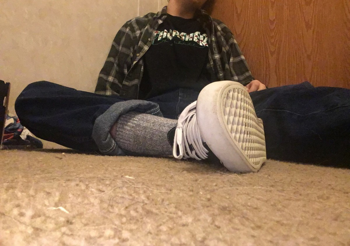My modern grunge fashion.