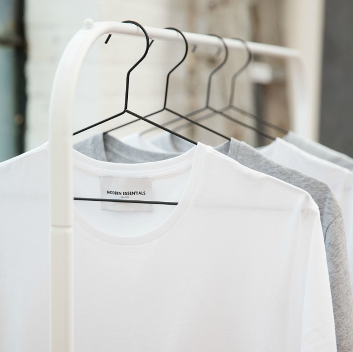 Steam t-shirts to make a simple outfit look polished!
