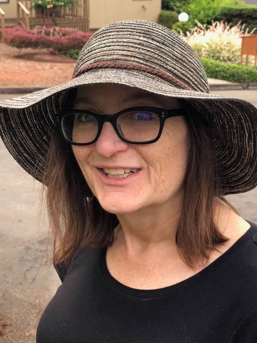 Hey, not too bad for 51! I do have wrinkles but the overall health of my skin makes them less noticeable. Always wear a hat!