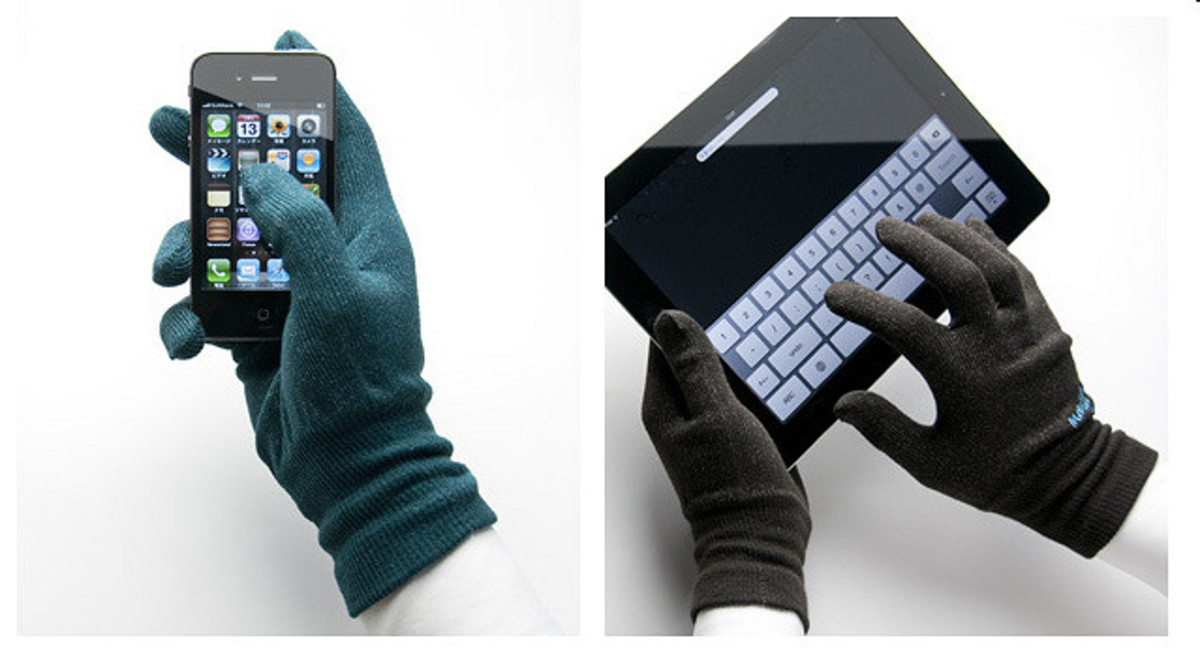 Great gloves are important if you work outside in cold weather. Double layer gloves, and if needed, choose ones with touchscreen pointer fingers.