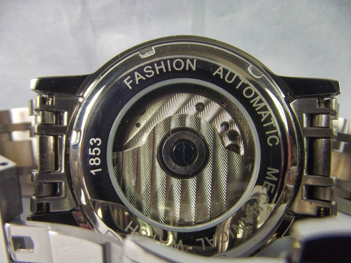 LIGE Fashion Automatic Watch