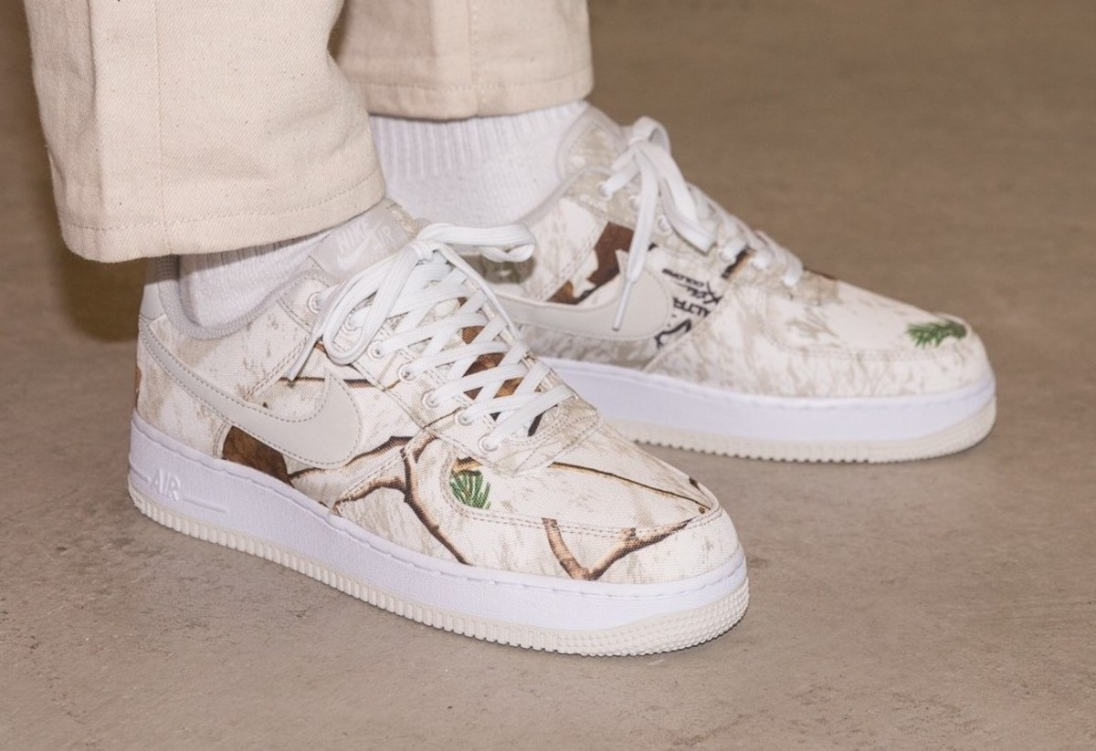And ending this article with my favorite shoe from the Nike Realtree collab