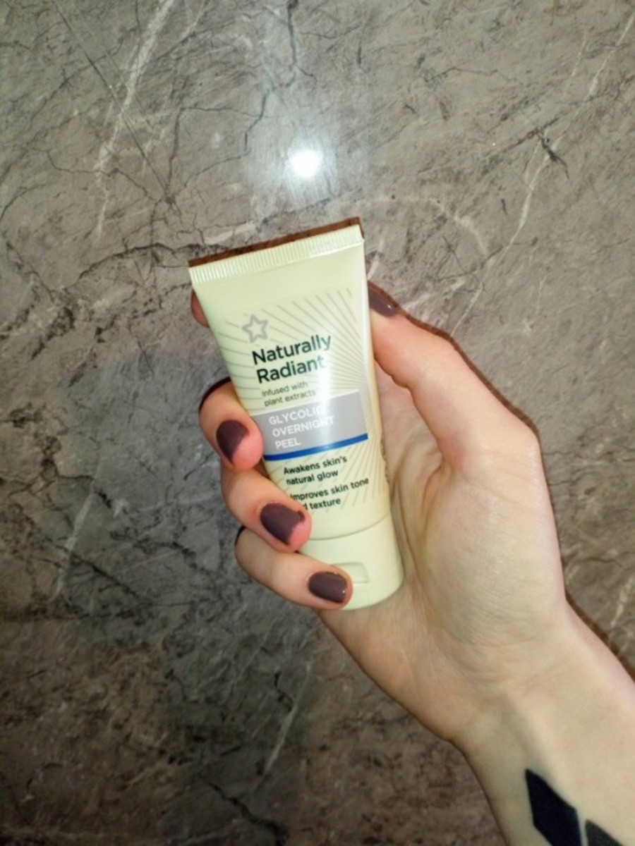 My acne prone skin has been noticeably brighter and smoother since I started using this overnight peel.