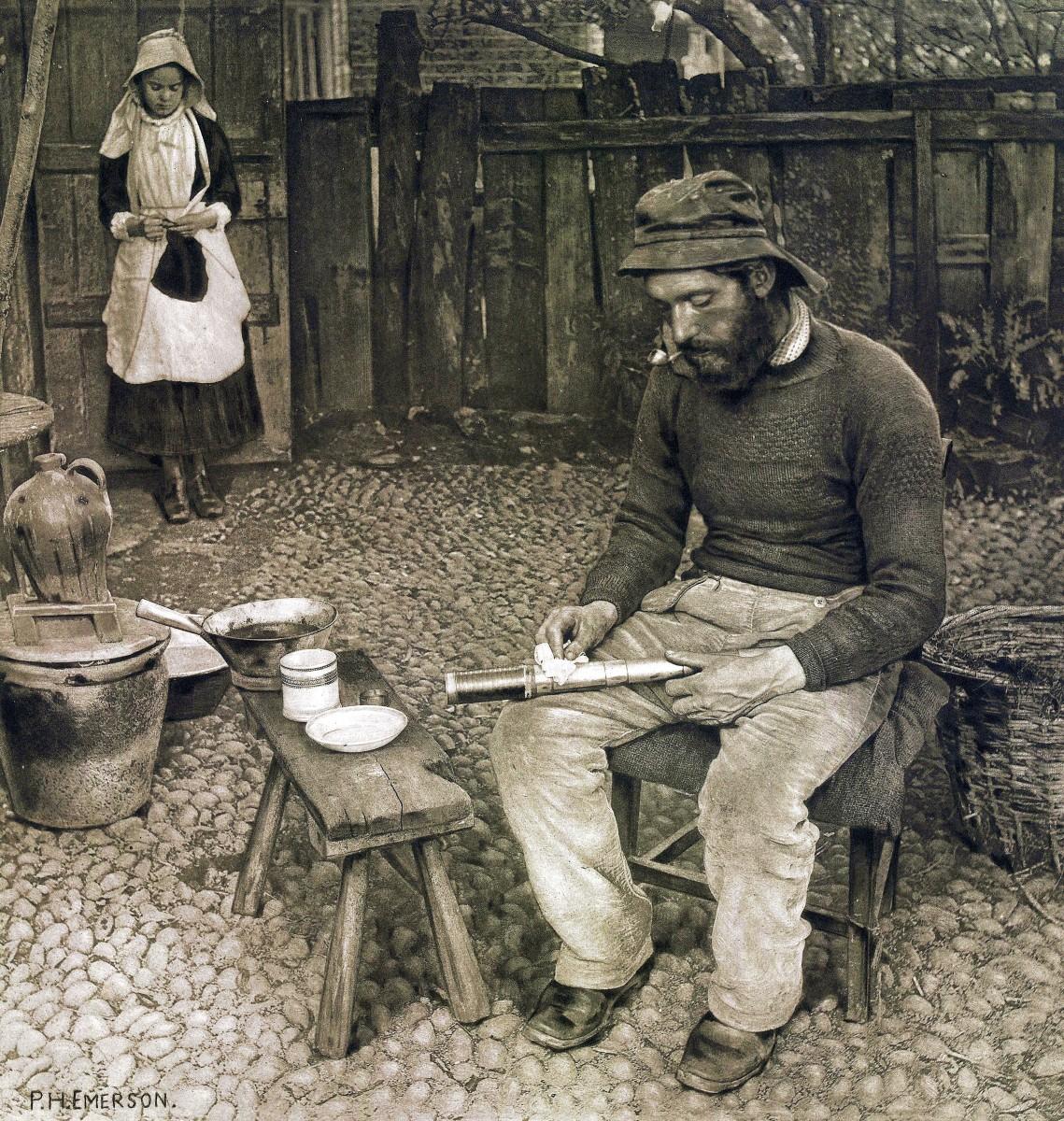 1887 fisherman