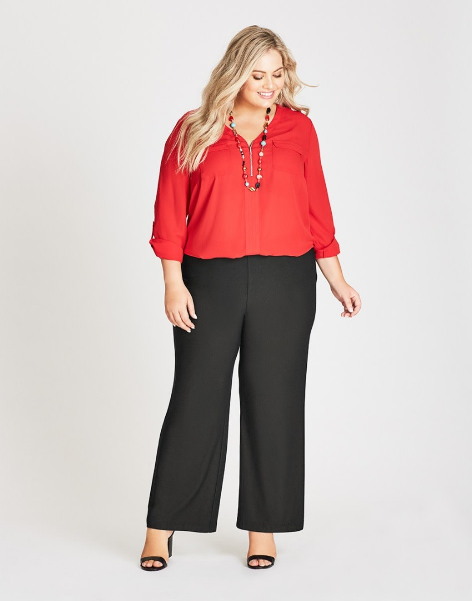 Autograph offers plus-size options for mature shoppers
