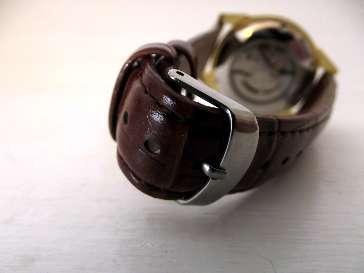 Band of Sewor automatic wristwatch