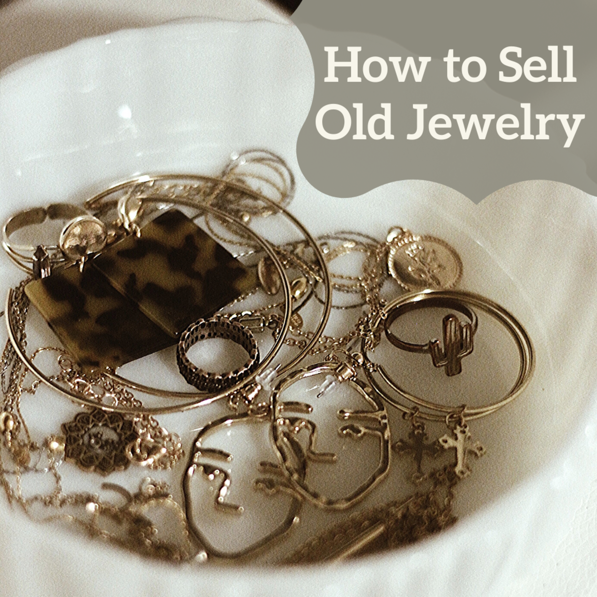Learn how to identify valuable jewelry.