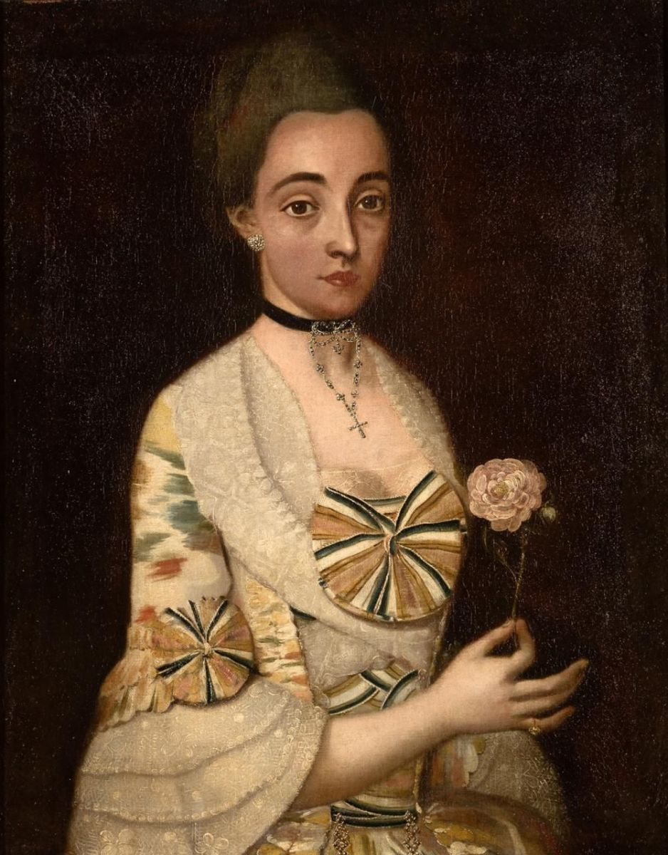 Maria Rita Valdez de Villa 1852.