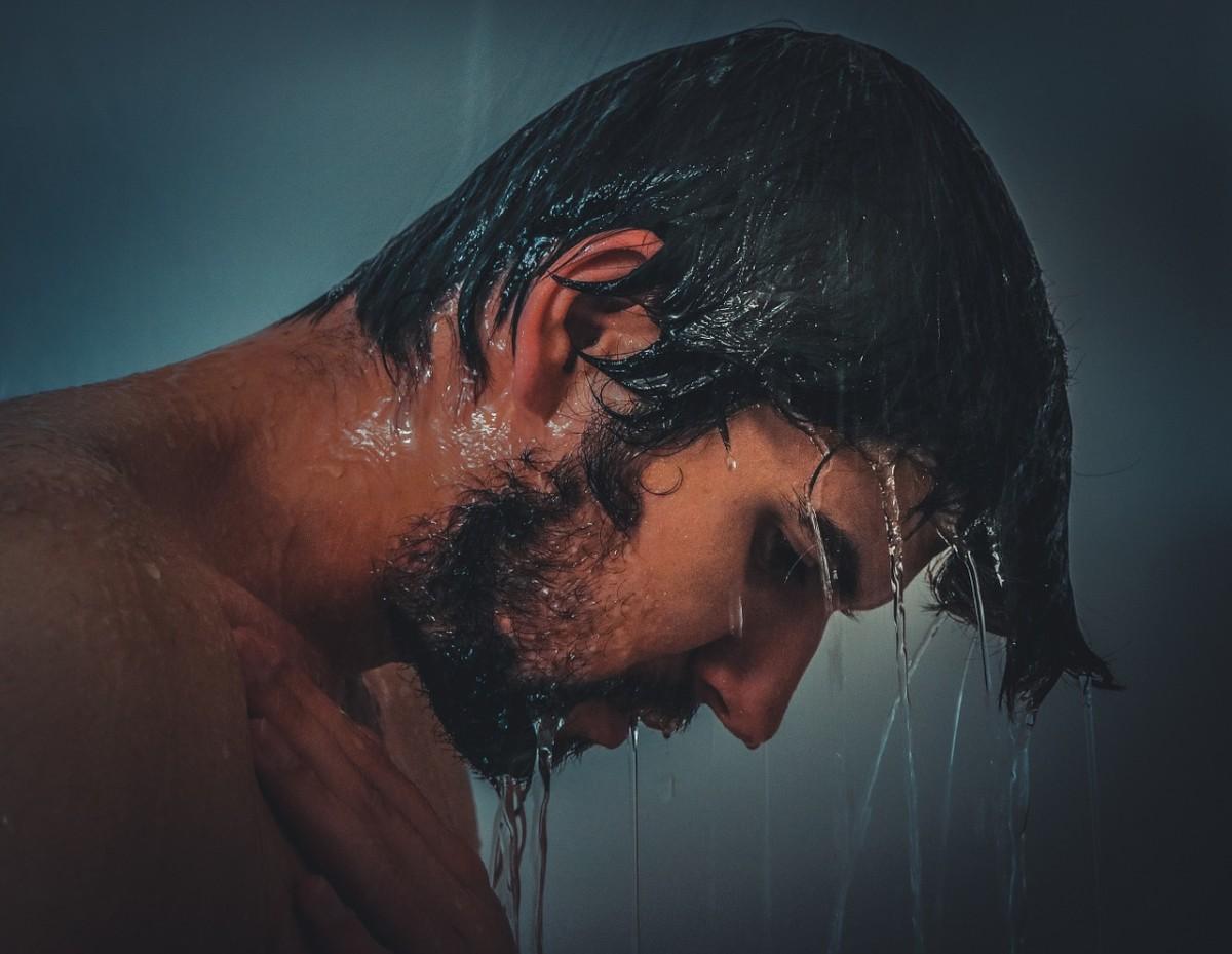 Real men use real soap...