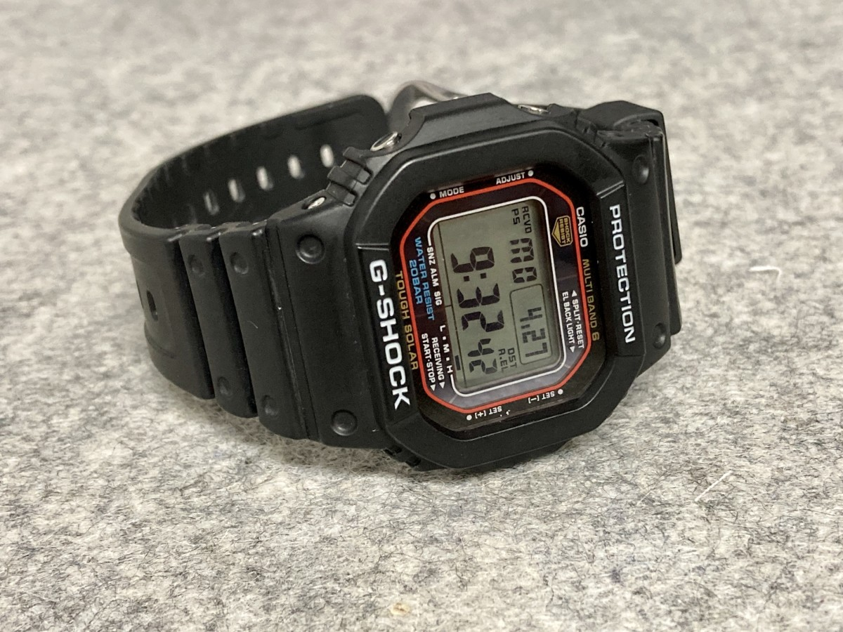The Casio G-Shock GWM5610 watch
