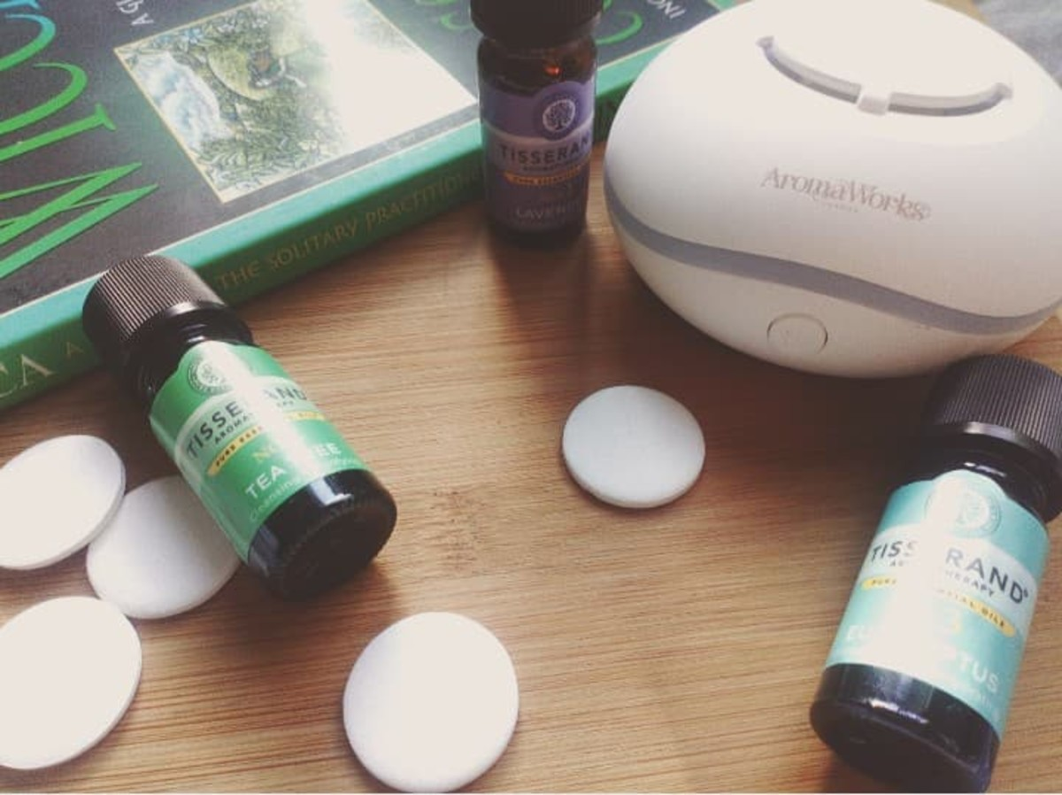 Aromaworks London Essential Oil Diffuser Review