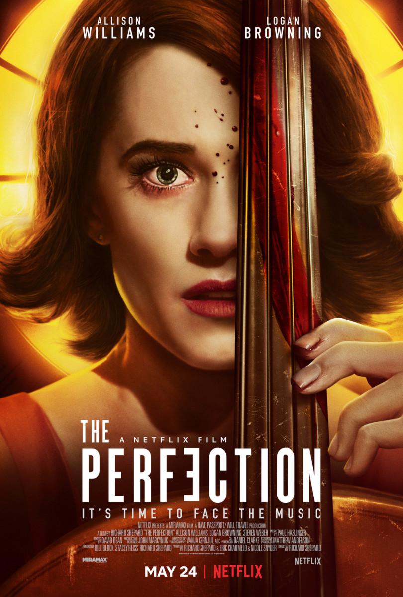 "2019 Netflix Halloween Countdown: ""The Perfection"""