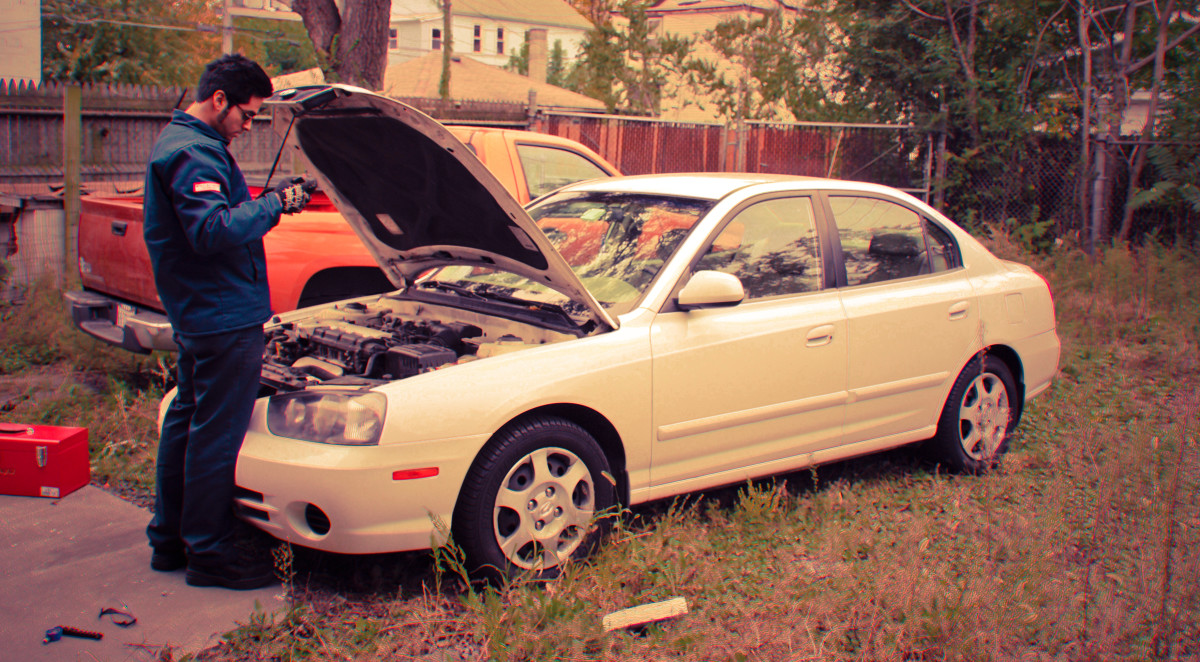 Vapor lock may prevent your engine from starting.