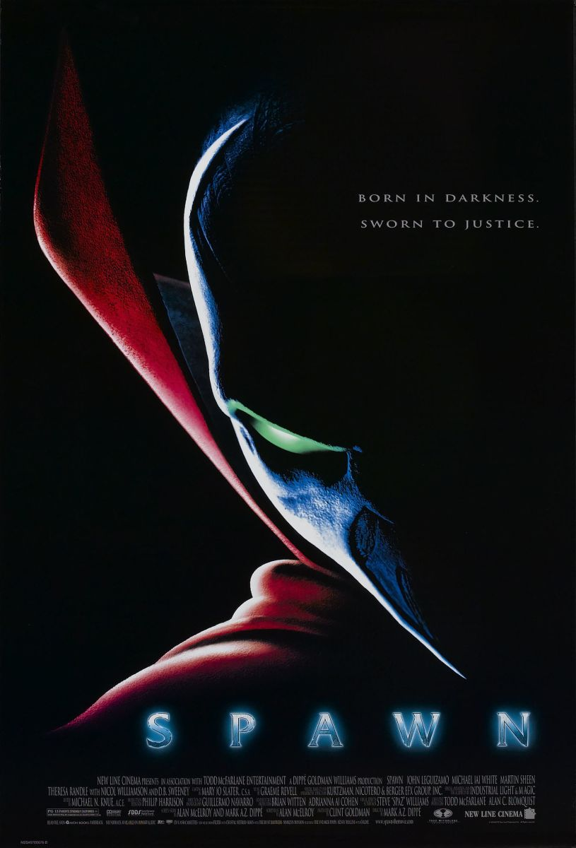 Should I Watch..? Spawn (1997)