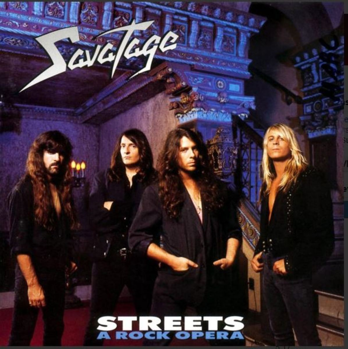 "Savatage, ""Streets: A Rock Opera"" Review"