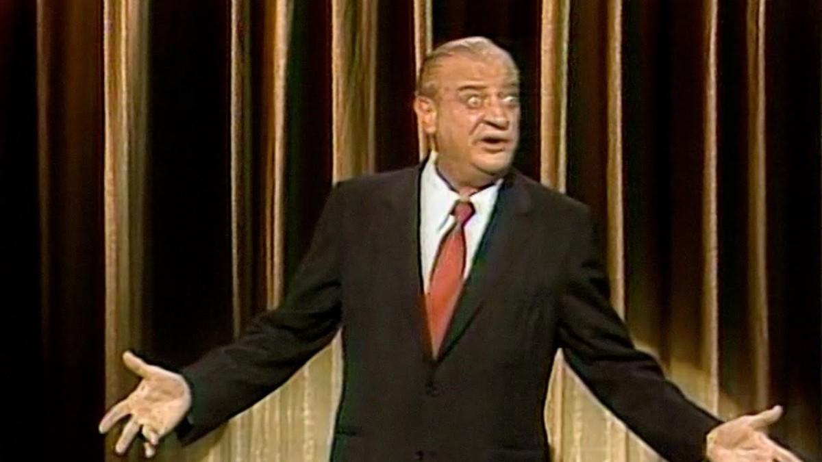 Comedy Legend: Rodney Dangerfield